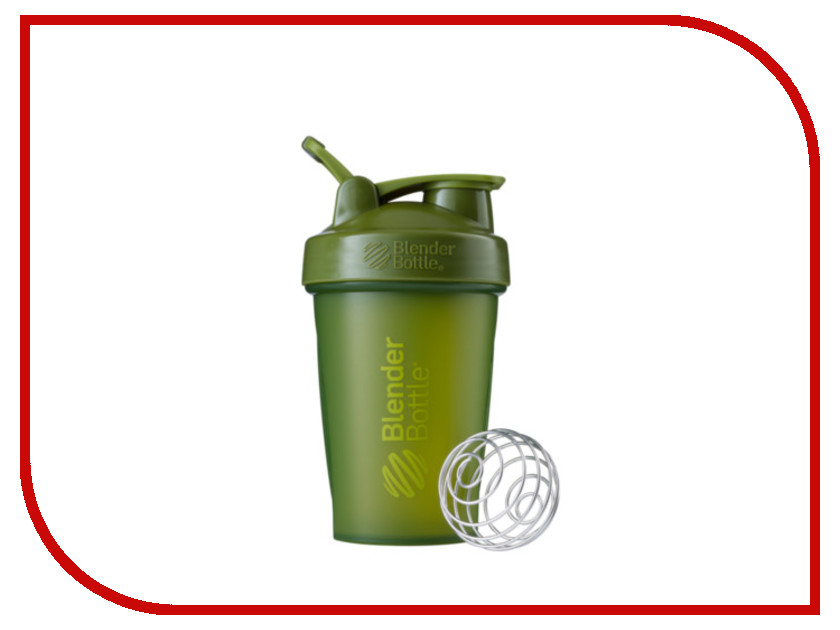 Шейкер BlenderBottle Classic Full Color 591ml Moss Green BB-CL20-FMGR