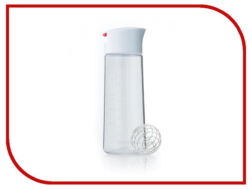 Шейкер BlenderBottle Whiskware Dressing Shaker Tritan 591ml White-Red WW-DRST-WHRE blenderbottle шейкер blenderbottle pro45 1330 мл