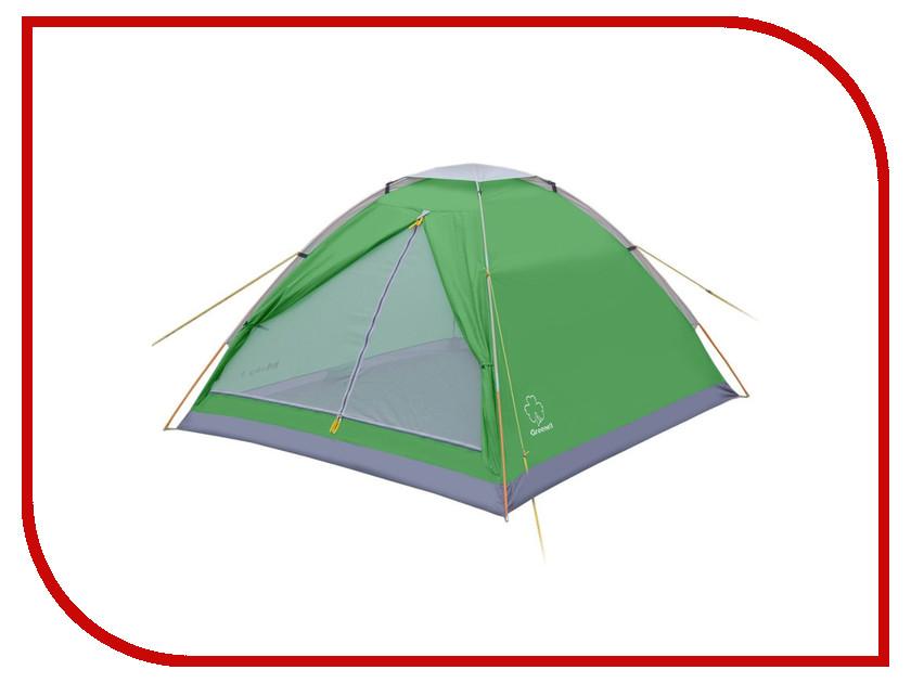 Палатка Greenell Моби 3 V2 Green-Grey 95963-364-00 greenell ft 3 v2
