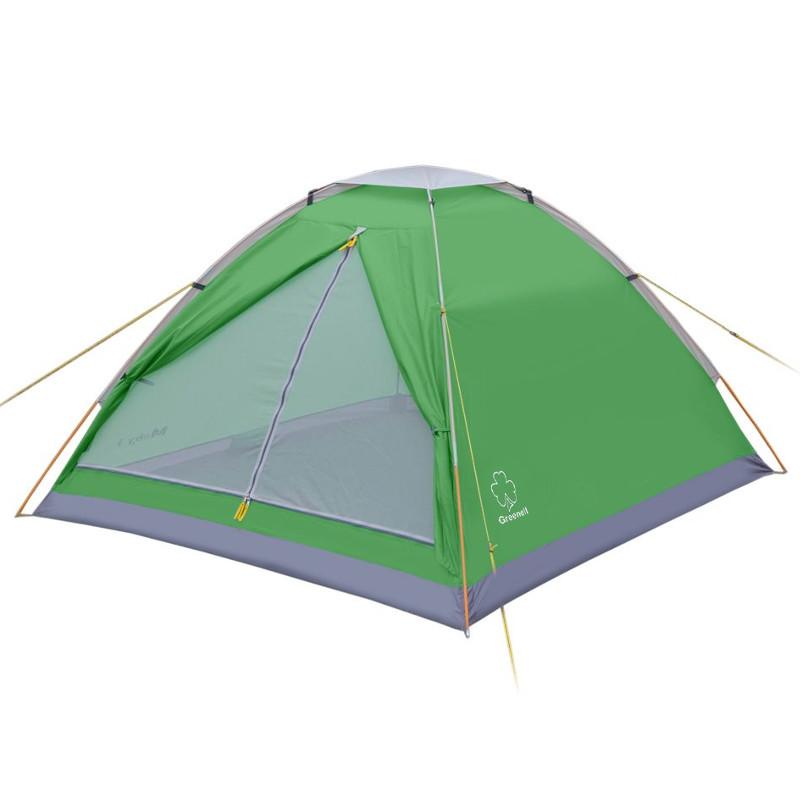 Палатка Greenell Моби 3 V2 Green-Grey 95963-364-00 палатка totem tepee v2 green ttt 020