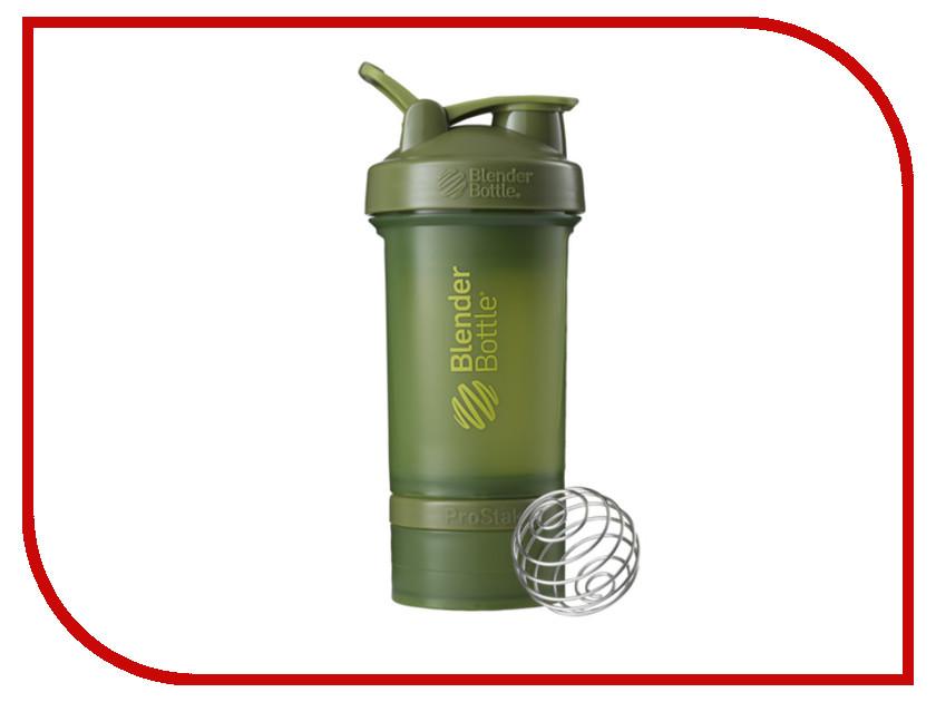 Шейкер BlenderBottle ProStak Full Color Moss Green BB-PRSK-FMGR шейкер blenderbottle prostak full color white bb prsk fwhi