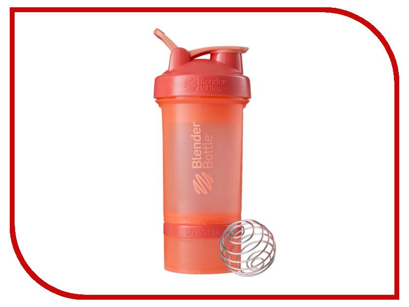 Шейкер BlenderBottle ProStak Full Color Coral BB-PRSK-FCOR