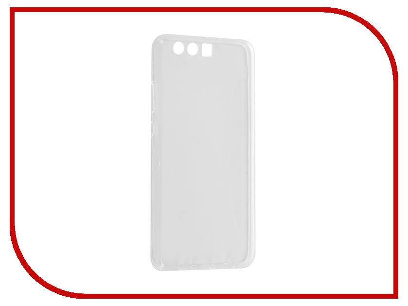 Аксессуар Чехол Huawei P10 Plus Gecko White S-G-HUAP10PLUS-WH аксессуар чехол nokia 230 230 dual sim gecko transparent glossy white s g nok230 wh