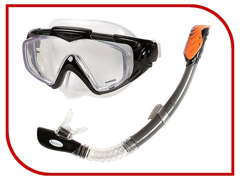 Набор маска + трубка Intex C55962 лодка intex challenger k1 68305