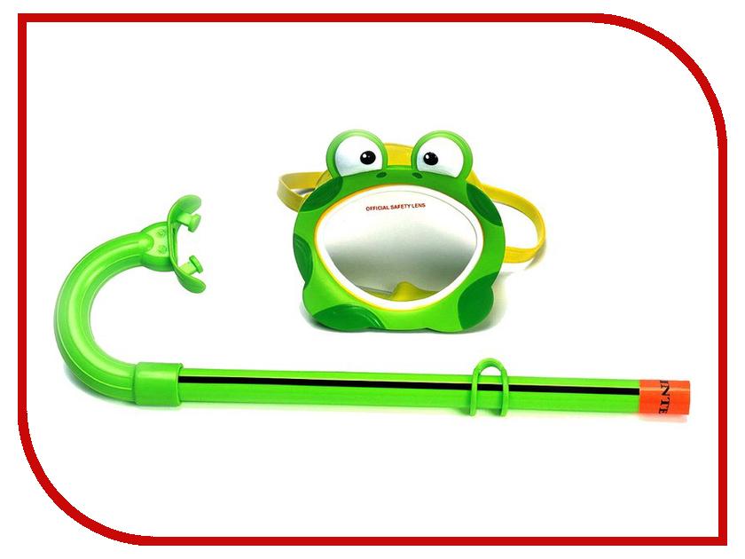 Набор маска + трубка Intex C55940 набор для дайвинга маска трубка scubapro phoenix ii