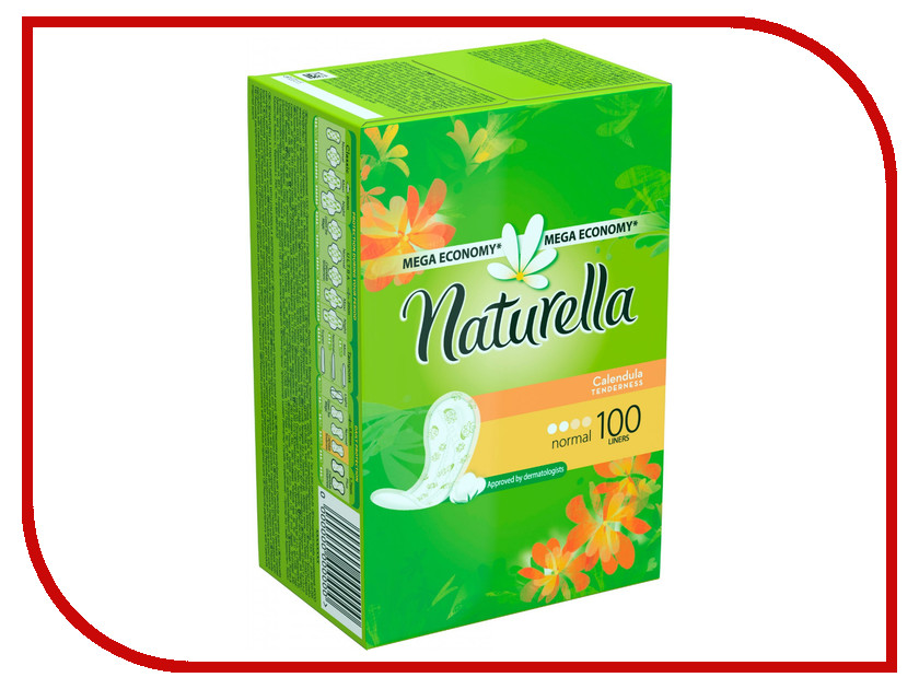 Фото Naturella Ежедневные Calendula Tenderness Normal Quatro NT-83730996 100шт