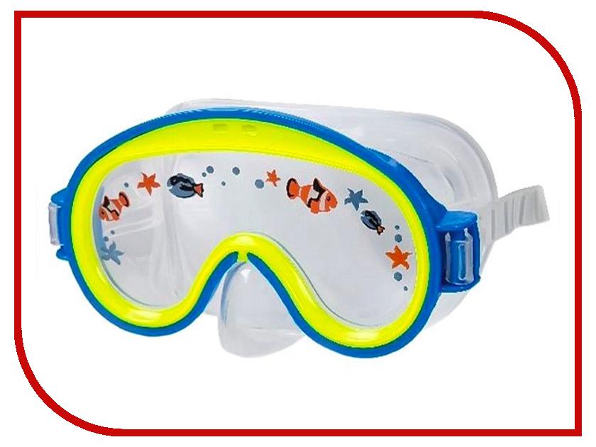 Маска Intex C55911 очки маски и трубки для плавания intex маска авиатор для плавания 55911
