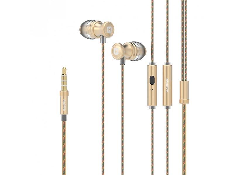Наушники Harper HV-806 Gold — HV-806