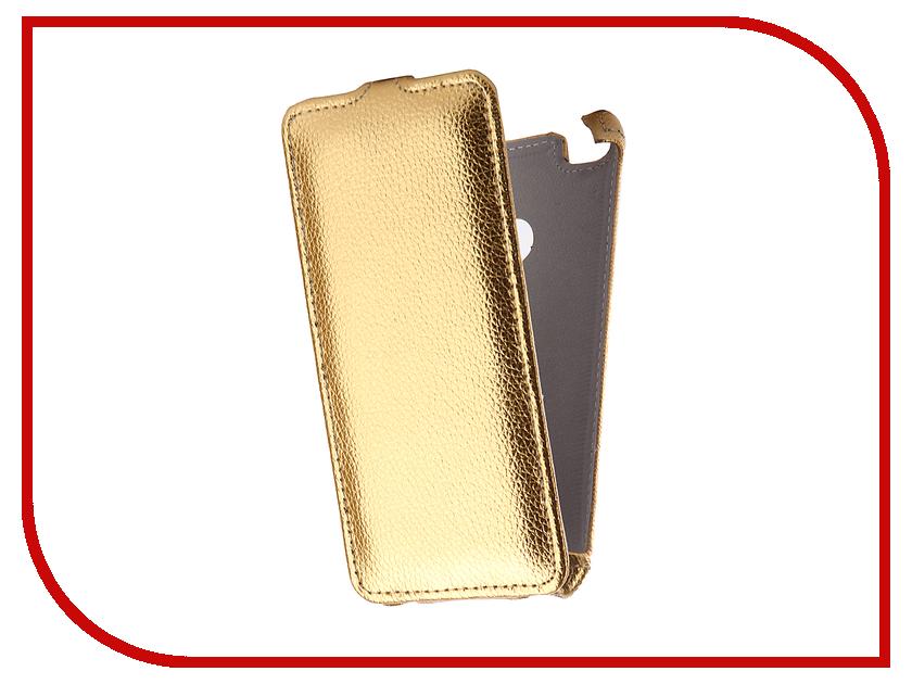Аксессуар Чехол Huawei Honor 8 Lite Zibelino Classico Gold ZCL-HUA-8LIT-GLD аксессуар чехол philips s326 zibelino classico gold zcl phl s326 gld