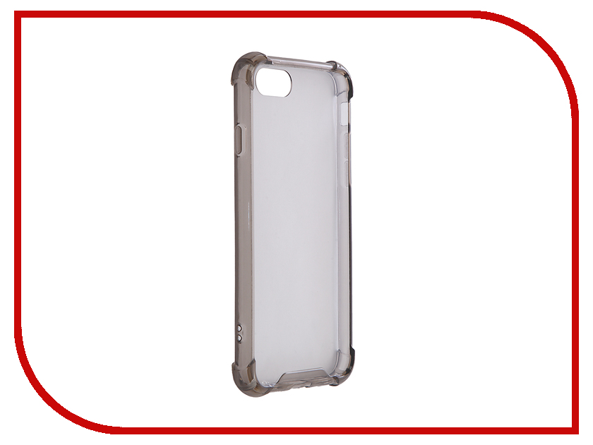 Фото Аксессуар Чехол Zibelino Ultra Thin Case Extra для APPLE iPhone 7 Black ZUTCE-APL-7-BLK аксессуар чехол zibelino clear view для apple iphone 7 8 plus blue zcv apl 7pl blu