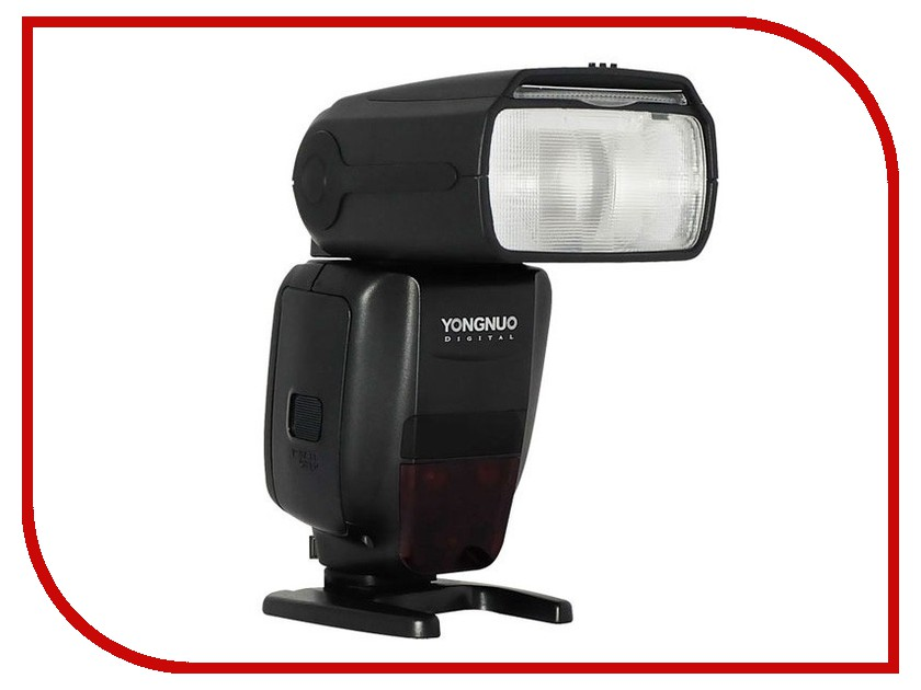 Вспышка YongNuo Speedlite YN-600EX-RT II for Canon yongnuo yn622c wireless e ttl 1 8000s flash trigger for canon 5d3