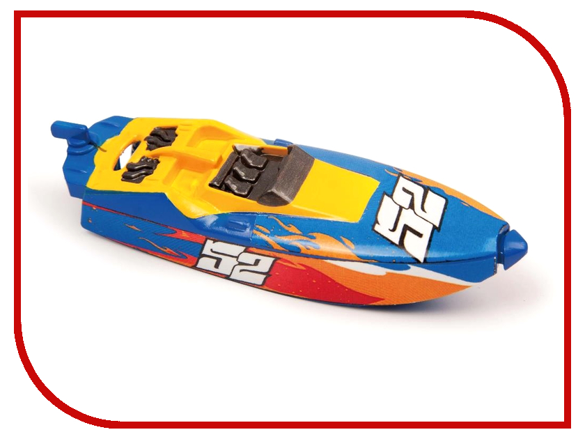Игрушка Zuru Роболодка Orange-Blue 25176-4 от Pleer