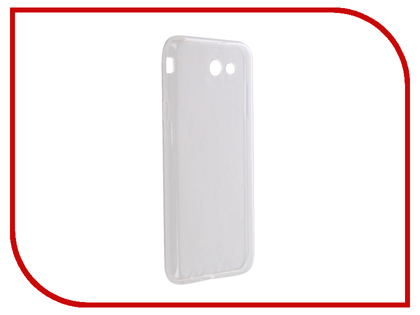 Аксессуар Чехол для Samsung Galaxy J7 2017 Zibelino Ultra Thin Case White ZUTC-SAM-J7-2017-WHT аксессуар чехол для samsung galaxy a5 2017 zibelino ultra thin case white zutc sam a5 2017 wht