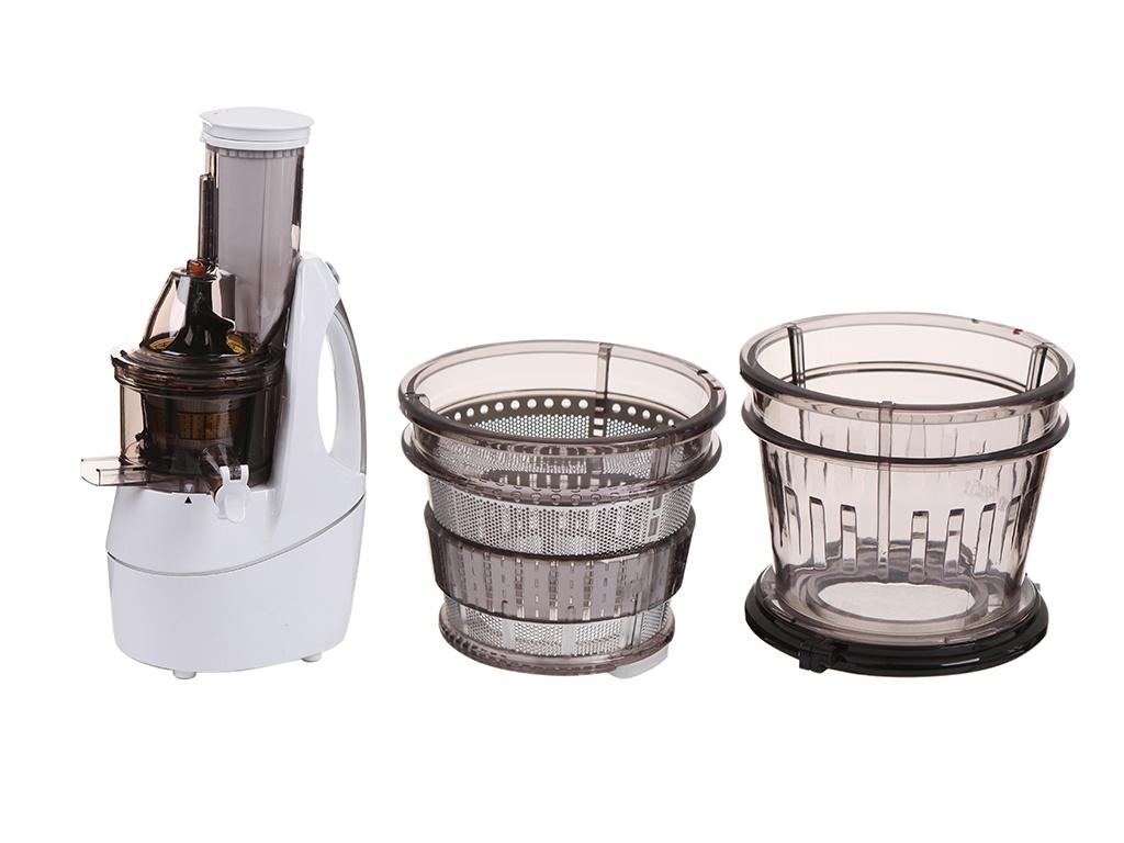 купить Соковыжималка Kitfort KT-1104-1 White онлайн