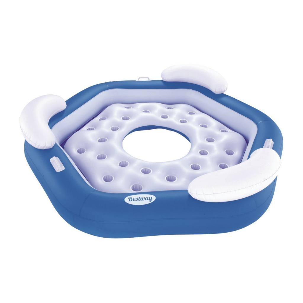 Надувная игрушка BestWay 43111 bestway надувная лодочка лягушка bestway