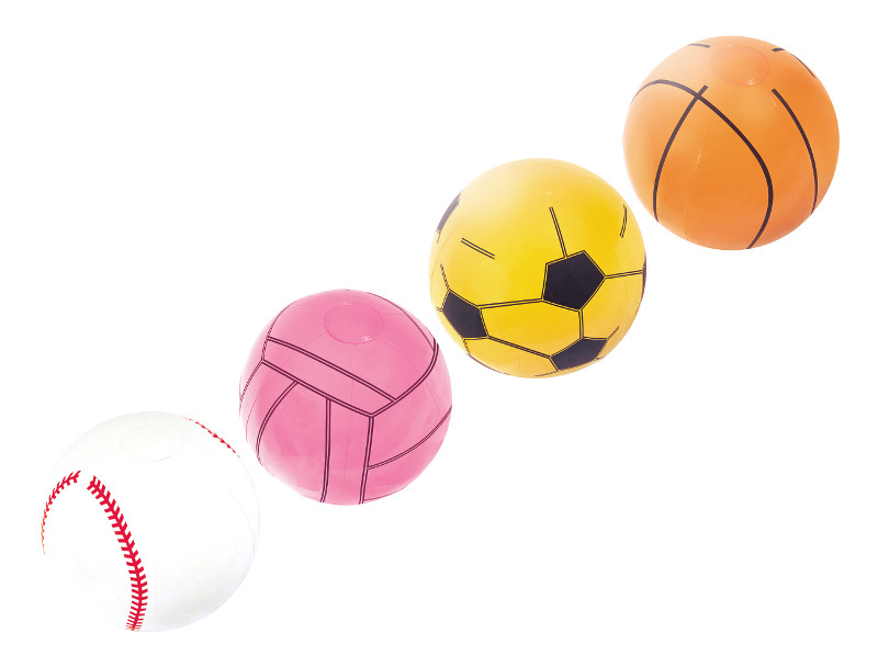 Надувная игрушка BestWay 31004 мяч пляжный 41см bestway 31004