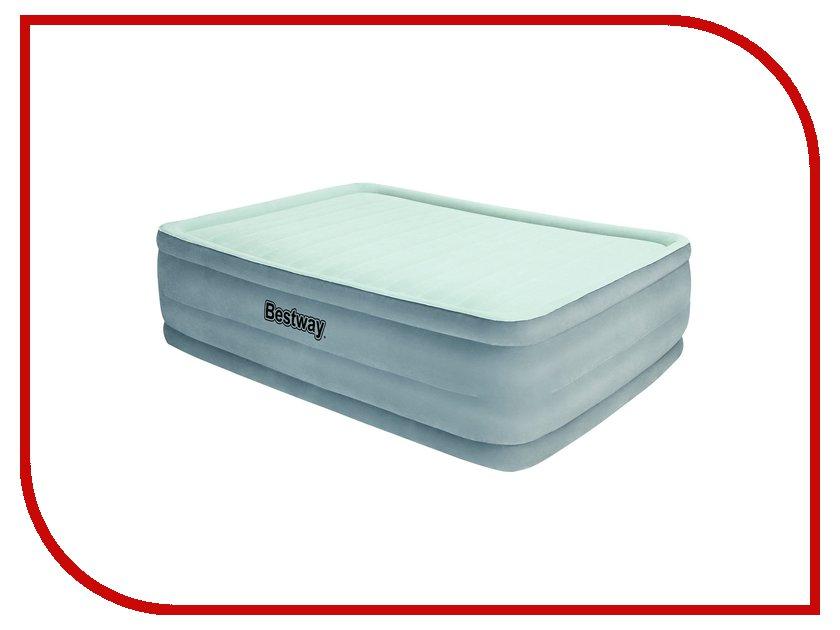 Надувной матрас BestWay Comfort Cell Queen 203x152x56cm 67536