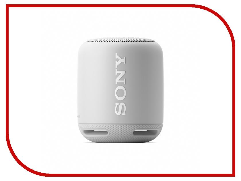 Колонка Sony SRS-XB10 White колонка портативная sony srs xb10 white