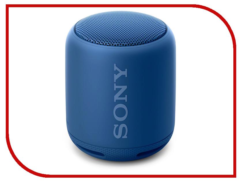 Колонка Sony SRS-XB10 Blue