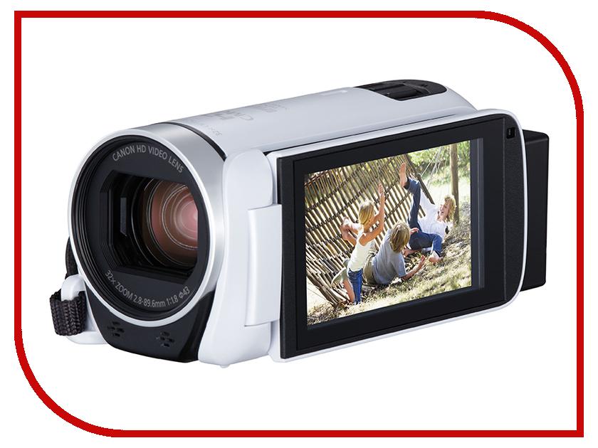 Видеокамера Canon Legria HF R806 White цена