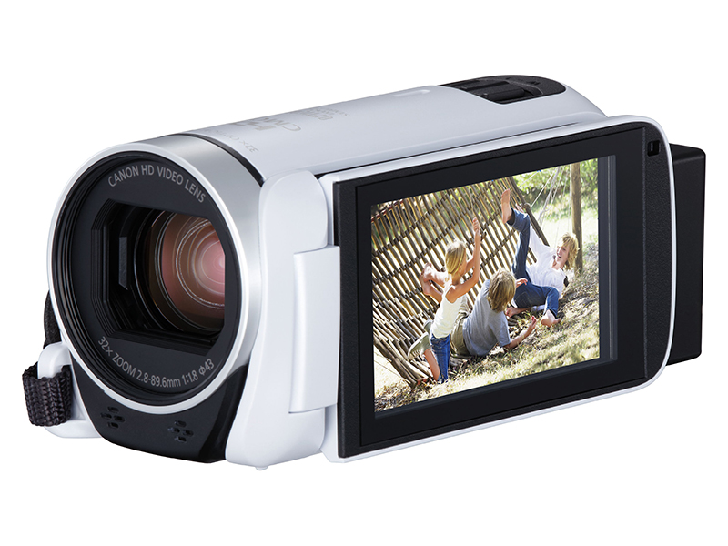 Видеокамера Canon Legria HF R806 White стоимость