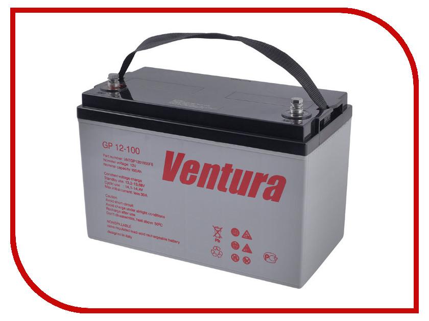 Аккумулятор для ИБП Ventura GP 12-100 аккумулятор для ибп ventura hr 1290w