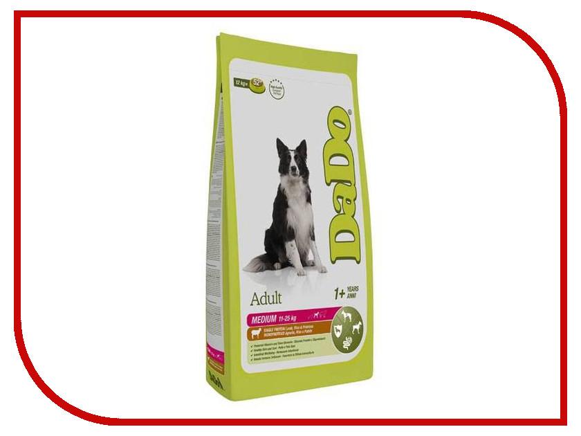 Корм DaDo Свинина с рисом 12kg для собак средних пород DD673123 свинина every shell
