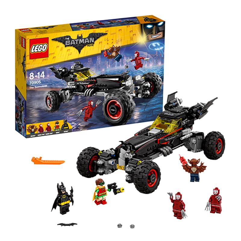 Конструктор Lego Batman Movie Бэтмобиль 70905 все цены