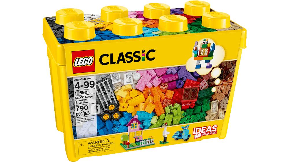 Конструктор Lego Classic 10698