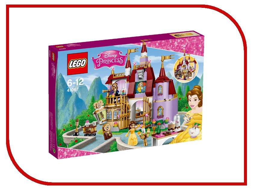 Конструктор Lego Disney Princess Заколдованный замок Белль 41067 конструктор lego princess заколдованный замок белль 41067