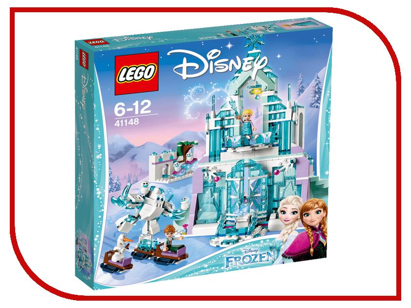 Конструктор Lego Disney Princess Волшебный ледяной замок Эльзы 41148 конструктор lego disney princess 41154 волшебный замок золушки