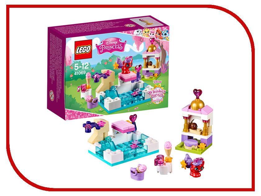 Конструктор Lego Disney Princess Королевские питомцы Жемчужинка 41069 наклейки детские disney набор наклеек королевские питомцы