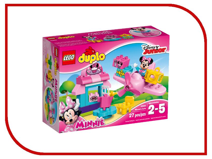 Конструктор Lego Duplo Кафе Минни 10830  цена