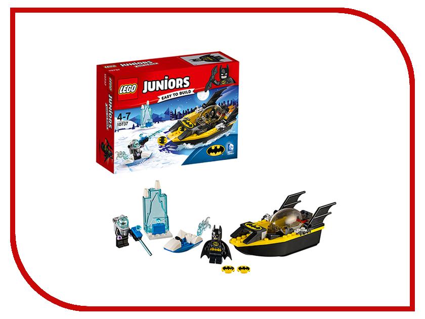 Конструктор Lego Juniors Бэтмен против Мистера Фриза 10737 lego lego juniors бэтмен против мистера фриза