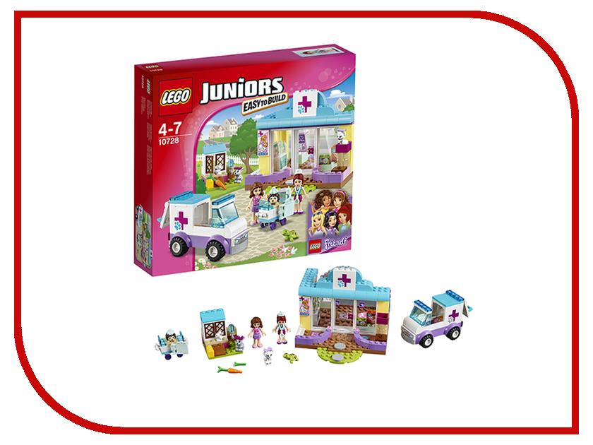 Конструктор Lego Juniors Ветеринарная клиника Мии 10728
