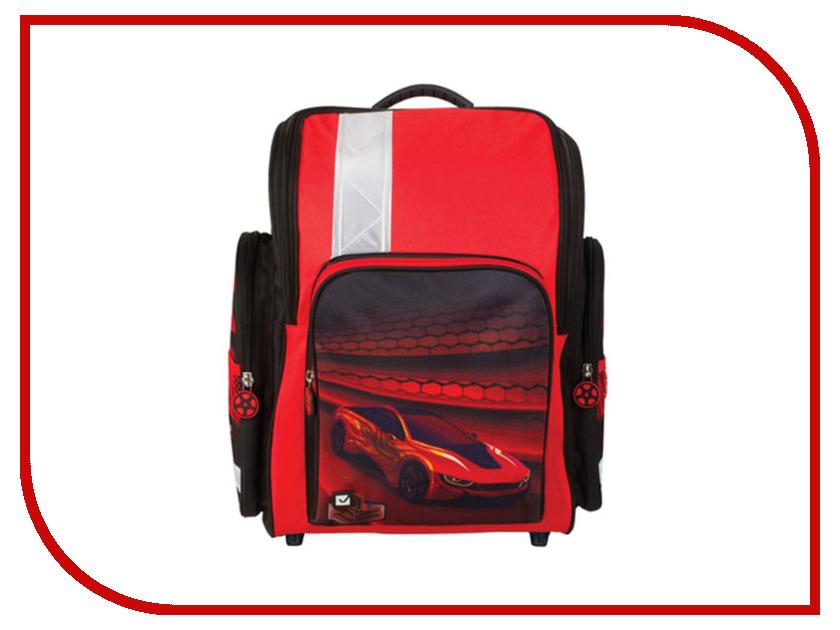 Рюкзак BRAUBERG Красная фурия 226279
