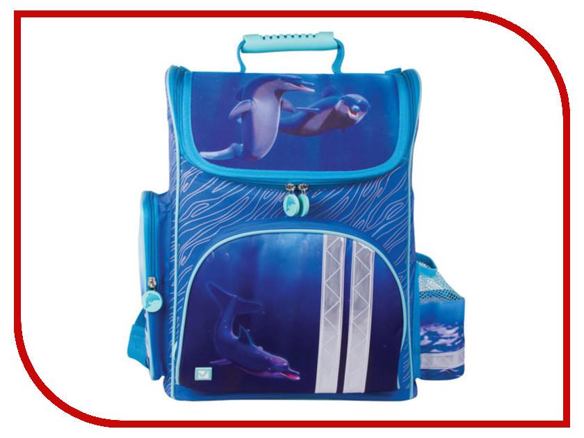 Рюкзак BRAUBERG Дельфин 226263