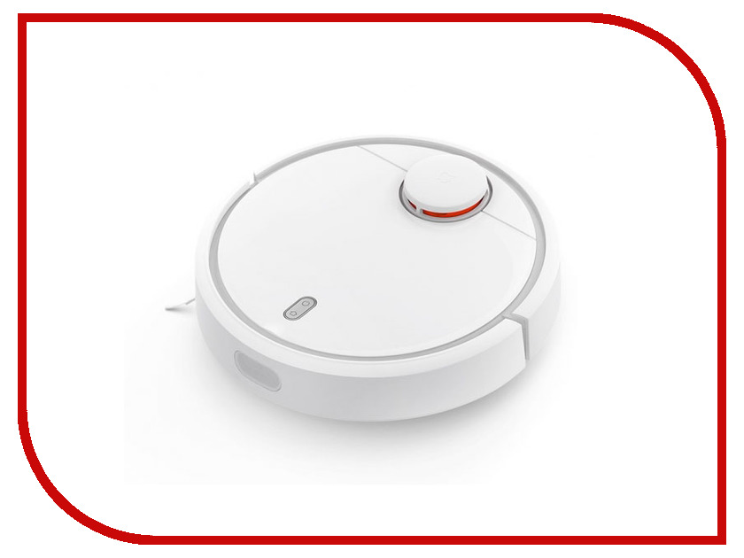 Пылесос-робот Xiaomi Mi Robot Vacuum Cleaner пылесос робот xiaomi mi roborock sweep one s50 white grey