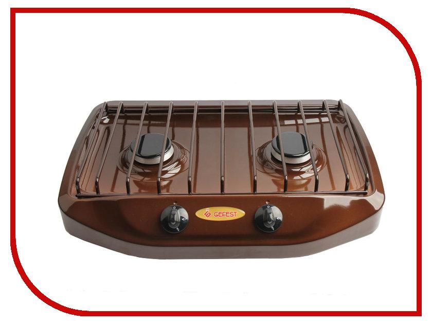 Плита Gefest 700-02 Brown минипечь gefest пгэ 120 пгэ 120