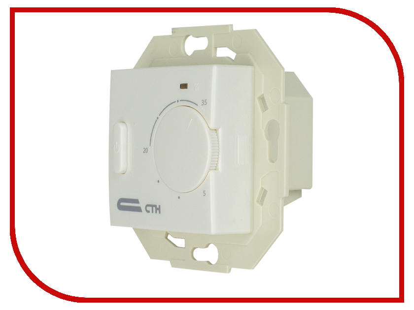 Терморегулятор СТН TV 10 White