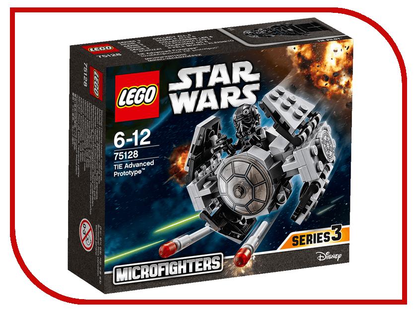 Конструктор Lego Star Wars Усовершенствованный прототип истребителя TIE 75128