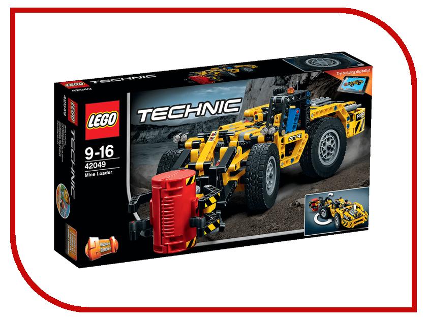 Конструктор Lego Technic Карьерный погрузчик 42049 аксессуар для волос brand new 2 lot hairdisk
