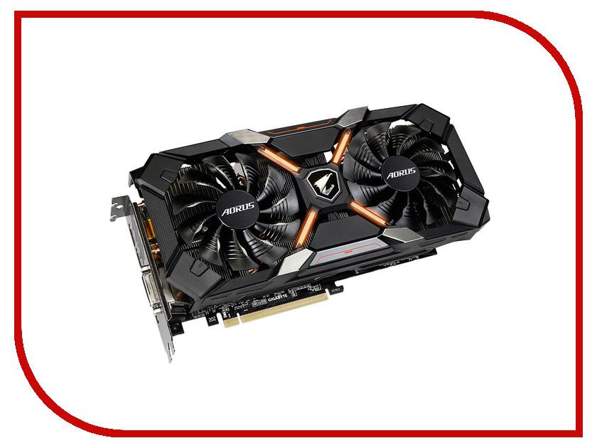 Видеокарта Gigabyte Radeon RX 580 XTR 8G 1439Mhz PCI-E 8192Mb 8000Mhz 256bit DVI-D HDMI GV-RX580XTRAORUS-8GD