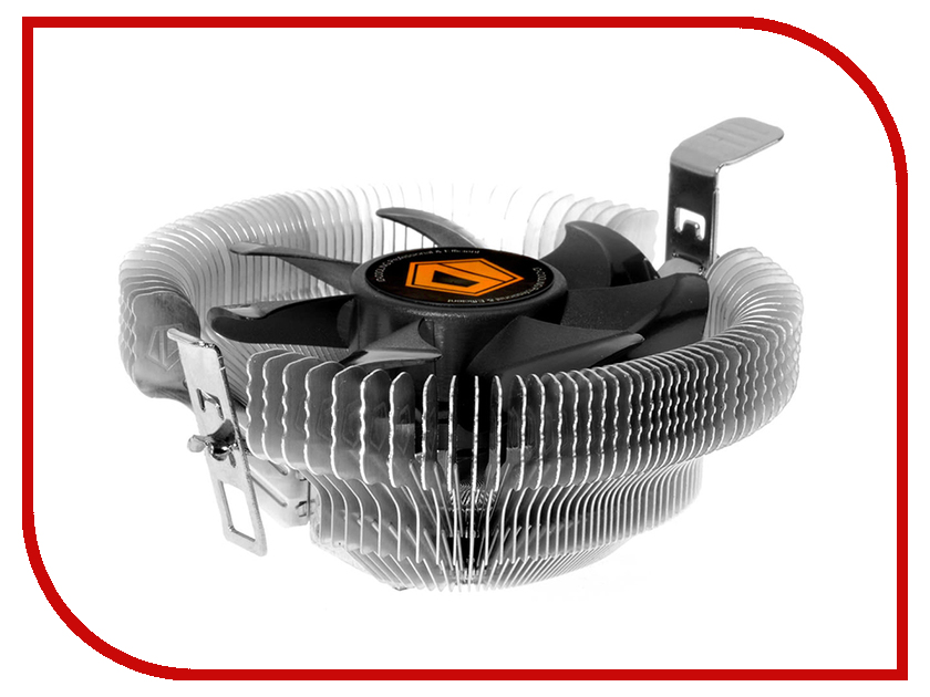 Кулер ID-Cooling DK-01S (Intel LGA1150/1155/1156/775/AMD FM2+/FM2/FM1/AM3+/AM3/AM2+/AM2) deepcool mini cpu cooler 2pcs 8025 fan double heatpipe radiator for intel lga 775 115x for amd 754 940 am2 am3 fm1 fm2 cooling
