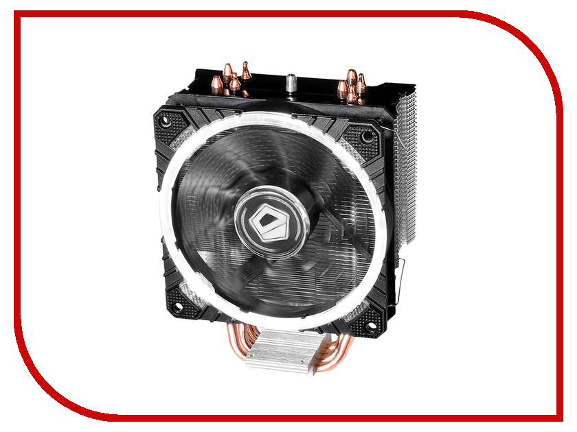 Кулер ID-Cooling SE-214C LED White (Intel LGA2011/1366/1151/1150/1155/1156/AMD FM2+/FM2/FM1/AM4/AM3+/AM3/AM2+/AM2)