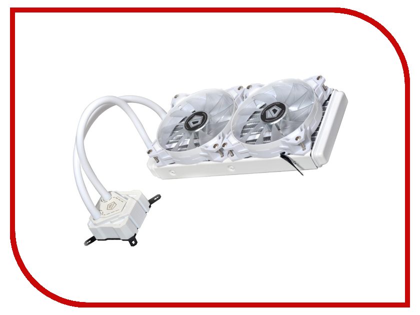 Водяное охлаждение ID-Cooling Icekimo 240W White (Intel LGA2011/LGA1150/1151/1155/1156/AMD AM2/AM2+/AM3/AM3+/AM4/FM1/FM2/FM2+) alloyseed g1 4 thread computer water cooling gpu waterblock cpu radiator cooler for intel lga 1150 1151 1155 1156