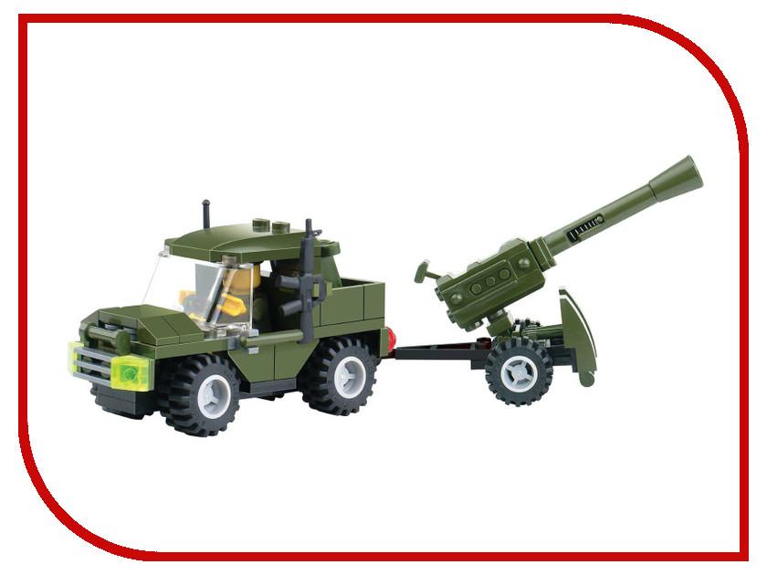 Конструктор UNICON Артиллерия 100 деталей 1800955 противотанковая артиллерия гитлера от дверных колотушек до убийц танков