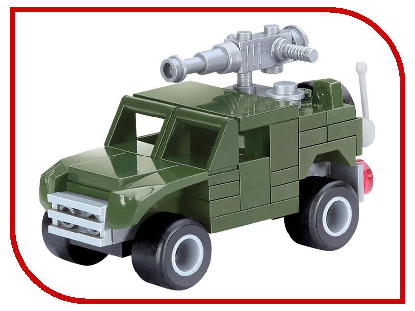 Конструктор UNICON Противотанковый пулемет 56 деталей 1800958  автомат пулемет 1toy т58356 камуфляж