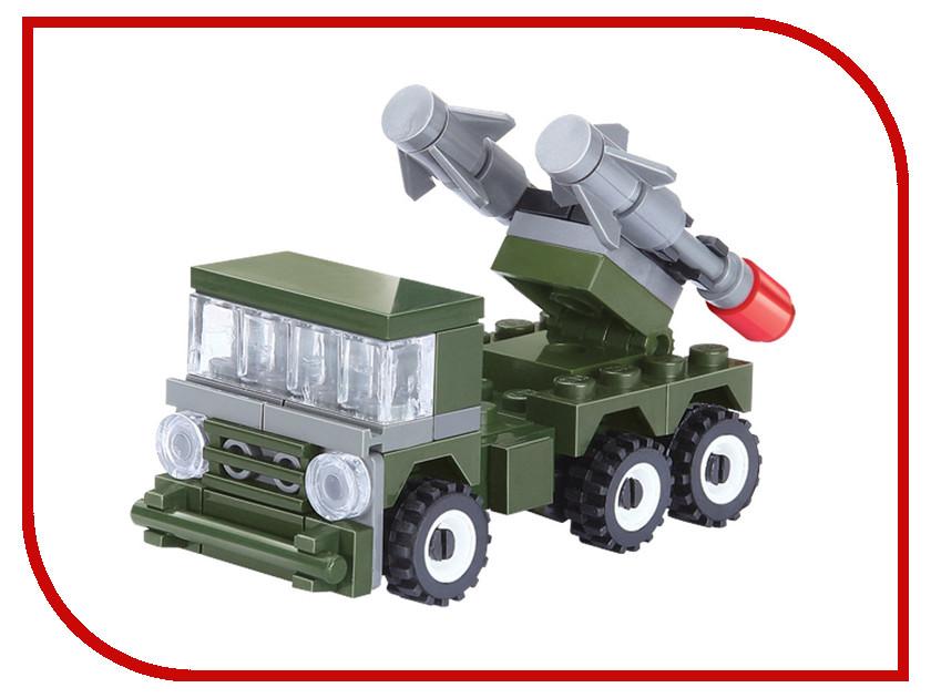 Конструктор UNICON Ракетная установка 59 деталей 1800957