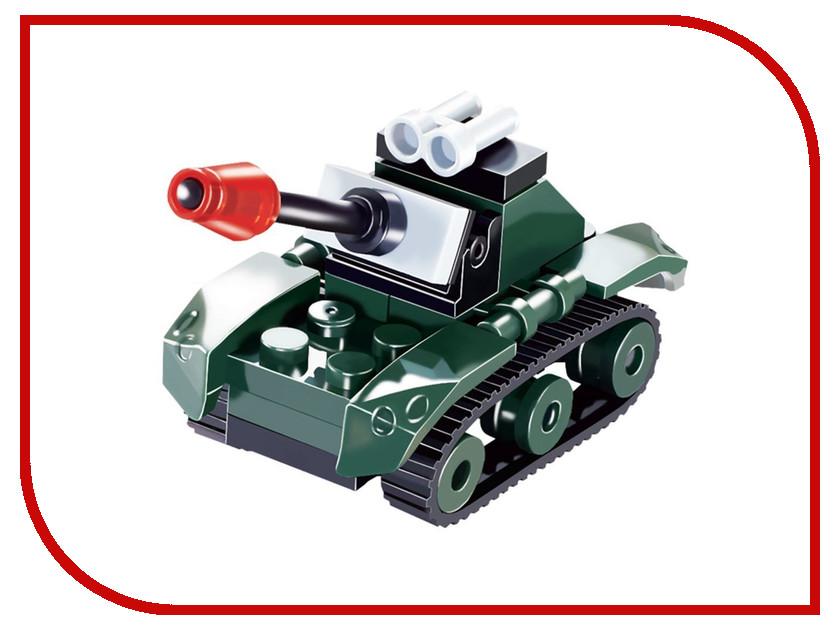 Конструктор UNICON Армия, Боевой танк 26 деталей 1355191 конструктор unicon ракетная установка 59 деталей 1800957